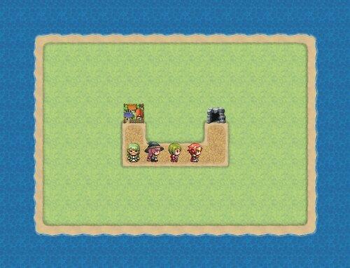 勇者ハロルドの冒険 Game Screen Shot4