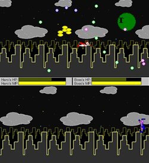 Hero VS Boss Game Screen Shots