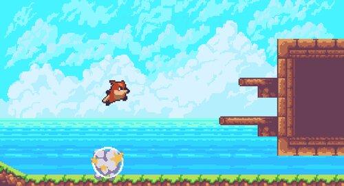 FoxAdventure Game Screen Shot