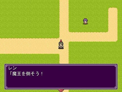 パーソナル戦記 Rainbow Game Screen Shot