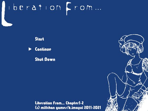 Liberation From... Chapter2 Game Screen Shot