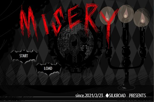 MISERY Game Screen Shot