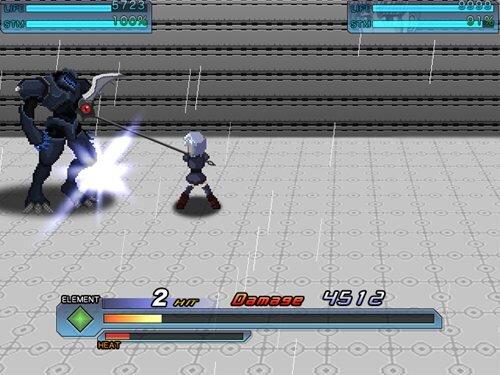 プログレッサー Game Screen Shot1