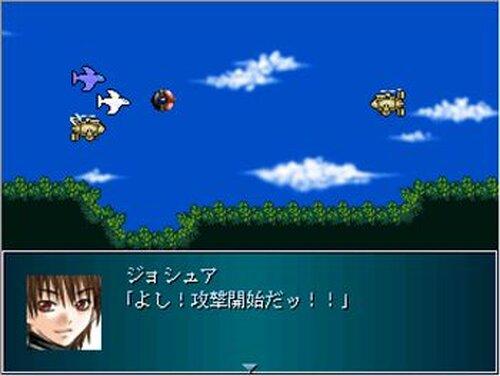 クラウド救出作戦~逆襲のGUNNER~ Game Screen Shot3
