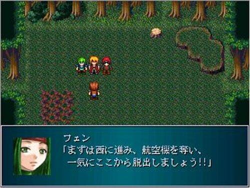 クラウド救出作戦~逆襲のGUNNER~ Game Screen Shot4