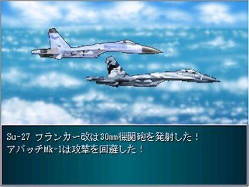 クラウド救出作戦~逆襲のGUNNER~ Game Screen Shots