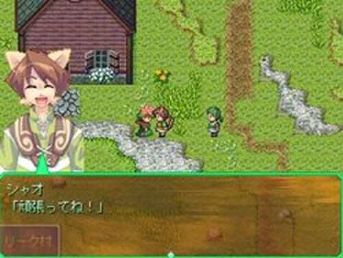 シャオと精霊の種 Game Screen Shots