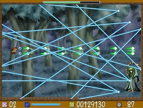 しあわせの魔法石(開発停止テスト版) Game Screen Shot1