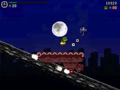 アンブレード戦記 Game Screen Shot1