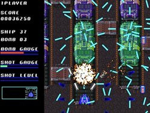 BLUE STAR SAGA Game Screen Shots