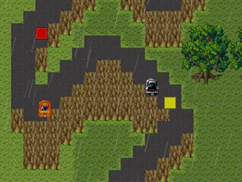 ドリフト野郎 Refine Version Game Screen Shot1
