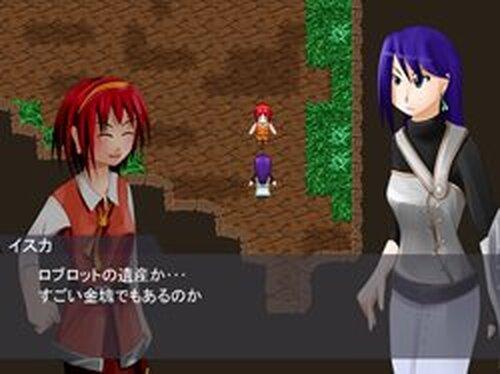 空に咲く歌声 Game Screen Shots