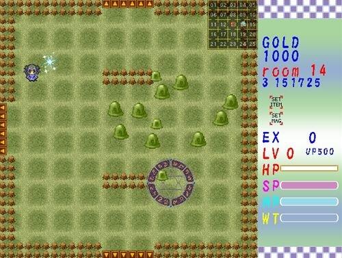 鬼神戦記 Game Screen Shot1