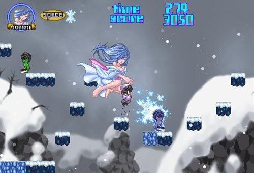 霊幻道士弐~風の勾玉~ Game Screen Shot1