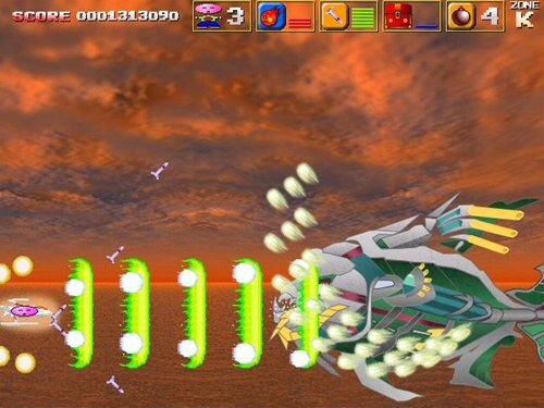 BomberBomber外伝2 Game Screen Shot1