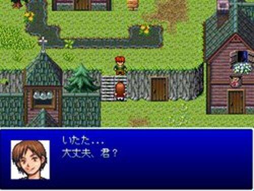 グラド戦記1 -破滅へのシナリオ- Game Screen Shots