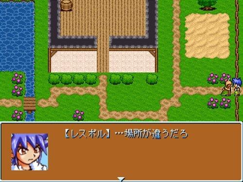 黄金スパイラル Game Screen Shot1