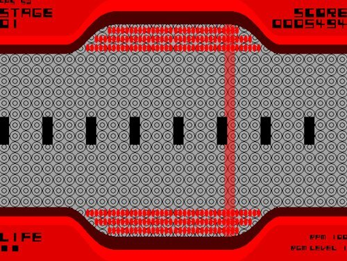 Oto Scillator Game Screen Shot1