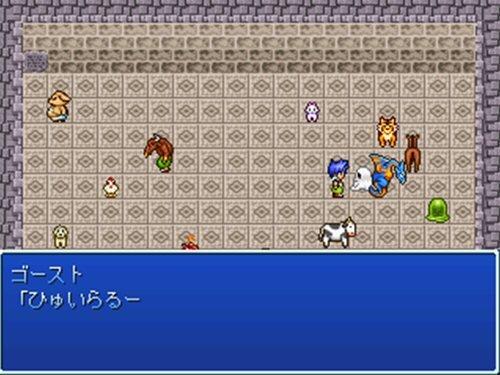 スラリンピック Game Screen Shot1