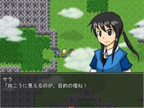 サラッとお宝争奪記 Game Screen Shots