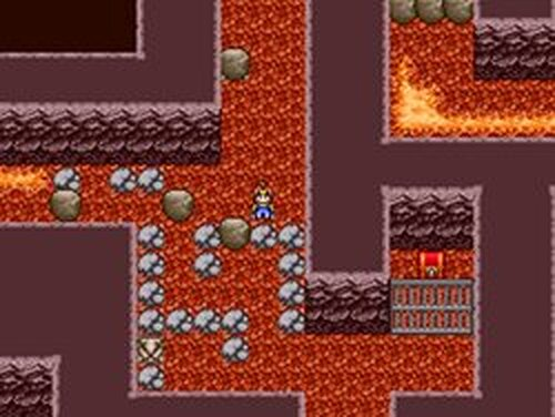 ゼルザの伝説1 -THE LEGEND OF ZELZA- Game Screen Shots