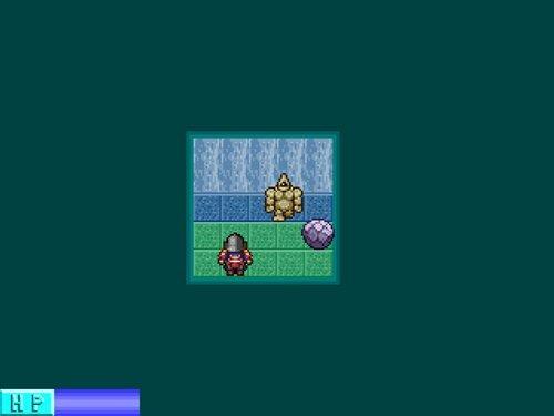 サムライ勇者 Game Screen Shot1