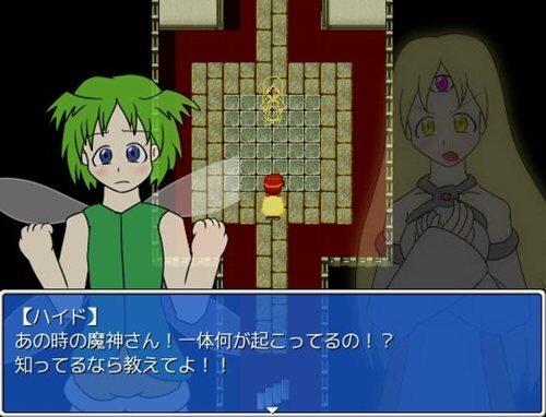 Magic game ~精霊魔導神話まぎくがめ~ Game Screen Shot1