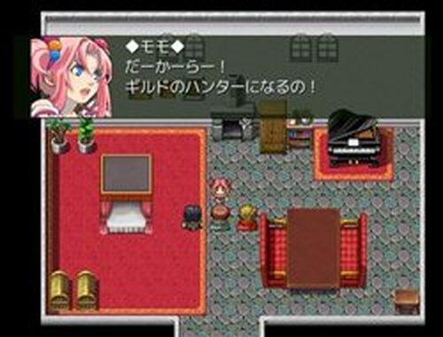 Princess MOMO ~姫と3人の近衛兵~ Game Screen Shots
