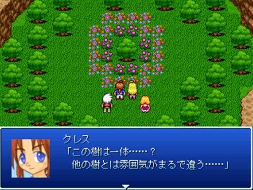 ゼルザの伝説2 聖魔の戦い Game Screen Shot1