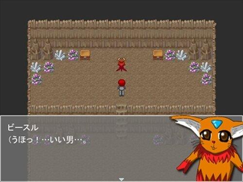 異界伝 契約者と具現獣 Game Screen Shot3