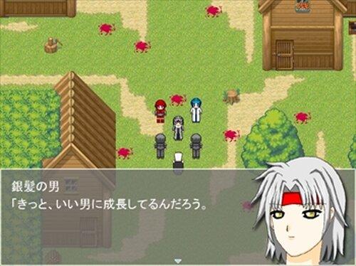 異界伝 契約者と具現獣 Game Screen Shot4