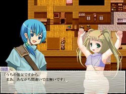 チビとボインと森の女神 Game Screen Shots