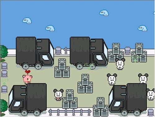 かいけつ!猫足乙女ちゃん Game Screen Shot2
