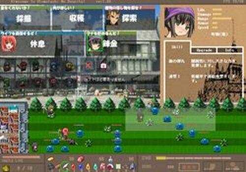 とある王国の姫様とお供達の防衛隊 Game Screen Shots