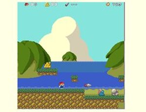 Drill Adventure 海賊の財宝 Game Screen Shot