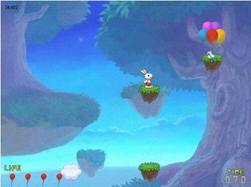 うさぎさんこちら Game Screen Shot2