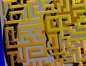 Run! Run! Labyrinth! Game Screen Shot