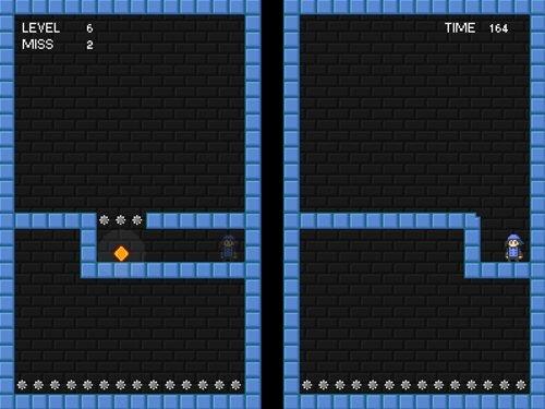 テレポー塔プラス Game Screen Shot1