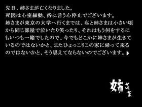 姉さま Game Screen Shot2