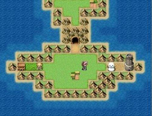 楓のいと短き冒険 Game Screen Shot5