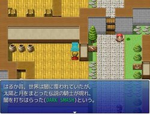 DARK SMASH Game Screen Shots
