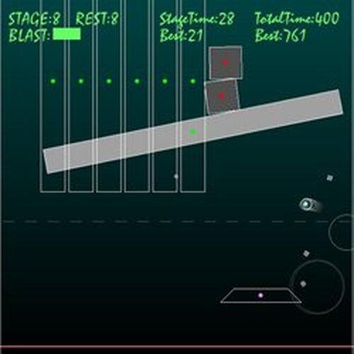 Radical Breakout Game Screen Shots