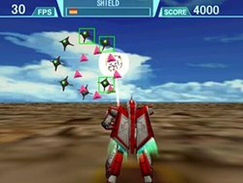 METAL SUIT Game Screen Shots