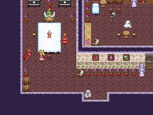 姫様クエスト Game Screen Shot1