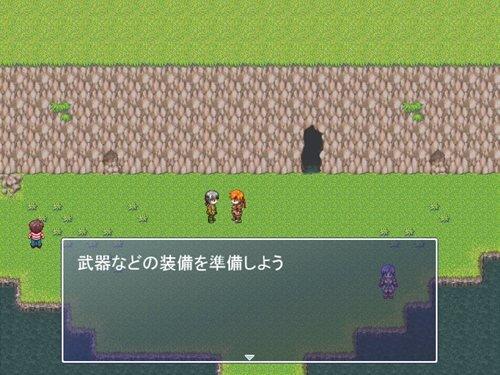 エド・シリーズ 第1話 試練の洞窟 Game Screen Shot1
