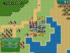 メイデン・ソード(Maiden Sword) Game Screen Shot2