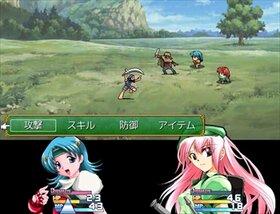 メイデン・ソード(Maiden Sword) Game Screen Shot4