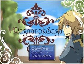 RagnarokSaga Game Screen Shot2