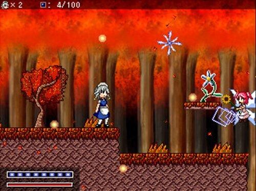 メイド イン ヘル! Game Screen Shot1