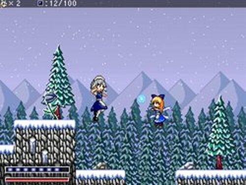 メイド イン ヘル! Game Screen Shots